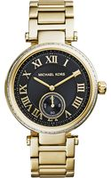 Michael Kors Skylar Crystal-embellished Watch - Lyst