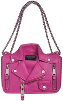 Moschino Leather Bag - Color - Lyst
