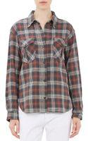 Etoile Isabel Marant Plaid Vadisse Shirt - Lyst