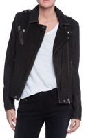 Iro Jay Moto Leather Jacket - Lyst