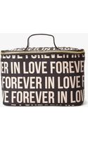Forever 21 Forever in Love Cosmetic Bag - Lyst