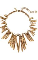 Oscar de la Renta Necklace - Lyst