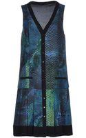 Proenza Schouler Short Dress - Lyst