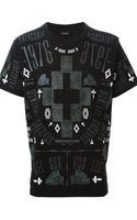 Marcelo Burlon Patagonia Printed T-shirt - Lyst