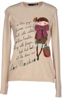 Love Moschino Jumper - Lyst