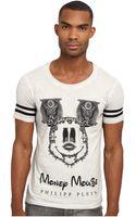 Philipp Plein Money Mouse Tshirt - Lyst
