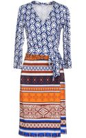 Diane von Furstenberg Knee-length Dress - Lyst