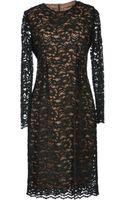 Jo No Fui 3/4 Length Dress - Lyst