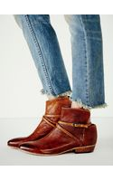 Free People Revelation Ankle Boot - Lyst