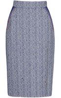 Roksanda Ilincic 3/4 Length Skirt - Lyst