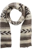 Denim & Supply Ralph Lauren Oblong Scarf - Lyst