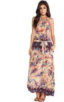Tolani Jessica Maxi Dress - Lyst