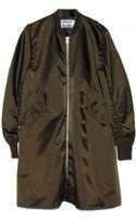 Acne Studios Eclipse Shine Zip Jacket - Lyst