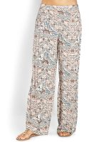 Forever 21 Sand and Sky Printed Pants - Lyst