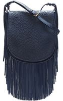 Vince Camuto Andy Flap Bag - Lyst