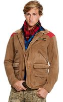 Polo Ralph Lauren Removable-vest Canvas Jacket - Lyst