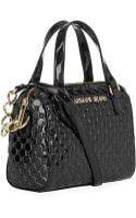 Armani Jeans Mini Quilted Bowling Bag - Lyst