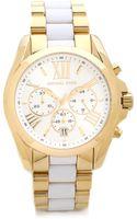 Michael Kors Bradshaw Chronograph Watch Gold - Lyst