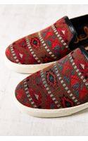 Sam Edelman Becker Woven Slip-on Sneaker - Lyst
