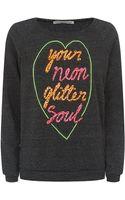 Simeon Farrar Neon Soul Sweatshirt - Lyst