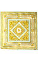 Versace Greca Scroll Foulard - Lyst