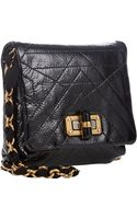 Lanvin Happy Mini Pop Crossbody - Lyst