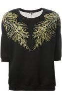 Etro Paisley Print Sweatshirt - Lyst