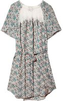 Sea Popover Dress - Lyst