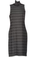 Missoni Kneelength Dress - Lyst