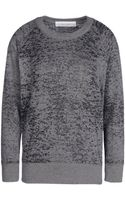 Iro Long Sleeve Sweater - Lyst