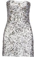 Jenny Packham Short Dress - Lyst