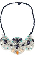 Pinko Necklace - Lyst