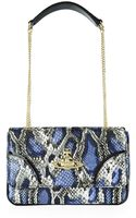 Vivienne Westwood Frilly Snake Crossbody Bag - Lyst