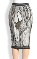 Rag & Bone Coogi Knit Pencil Skirt - Lyst