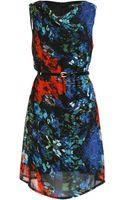 Cutie Cowl Neck Dress - Lyst