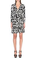 Diane von Furstenberg T72 Silk Wrap Dress - Lyst