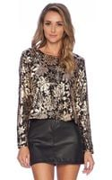 Lovers + Friends Bright Lights Top - Lyst