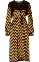Marc By Marc Jacobs Kneelength Dress - Lyst