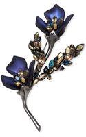 Alexis Bittar Neo Boho Lucite Flower Pin - Lyst
