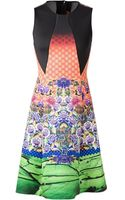 Clover Canyon Newgrange Dress - Lyst