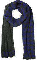 Moschino Wool and Cashmere Scarf - Lyst