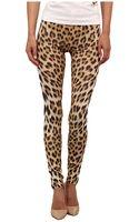 Just Cavalli pants skinny pants - Lyst