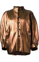 Yves Saint Laurent Vintage Short Coat - Lyst