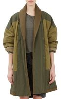 Etoile Isabel Marant Flor Doublebreasted Quilted Coat - Lyst