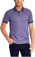 Hugo Boss Genova  Regular Fit Mercerized Cotton Polo Shirt - Lyst