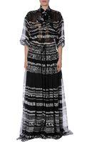 D&G Long Dress - Lyst