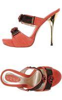 Latitude Femme Platform Sandals - Lyst