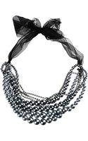 Blumarine Necklace - Lyst