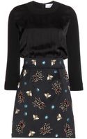 Victoria, Victoria Beckham Embellished Dress - Lyst