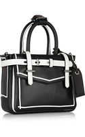Reed Krakoff Boxer Micro Leather Tote - Lyst